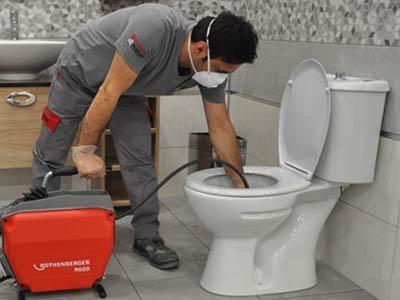 Ontstoppen WC Antwerpen
